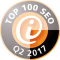 iBusiness TOP 100 SEO Qualifikation 2017 Q2